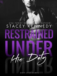 <p>RESTRAINED UNDER HIS DUTY<br /> 04.04.17 </p>