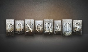 Congrats Letterpress