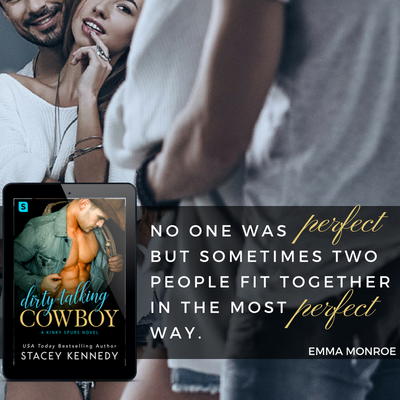 A big city girl meets her match with a dirty-talking cowboy! 👢