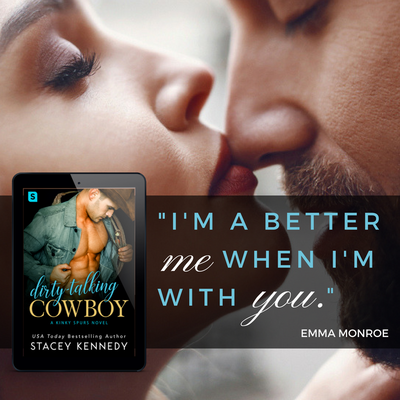 Could you say no to a Dirty-Talking Cowboy?! 💋