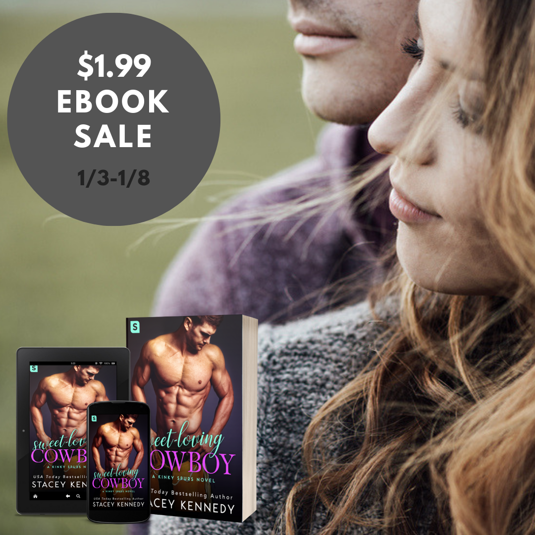 BOOK SALE: Sweet-Loving Cowboy only $1.99