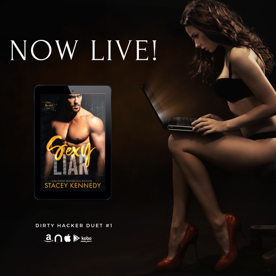 Sexy Liar is NOW LIVE!