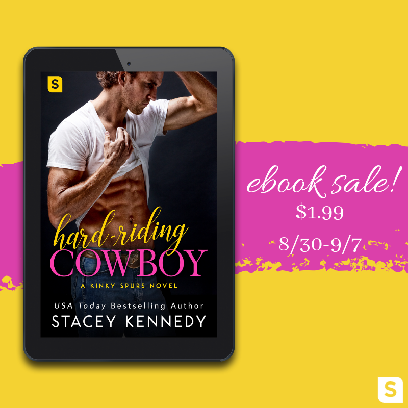 Sale Alert: Hard-Riding Cowboy