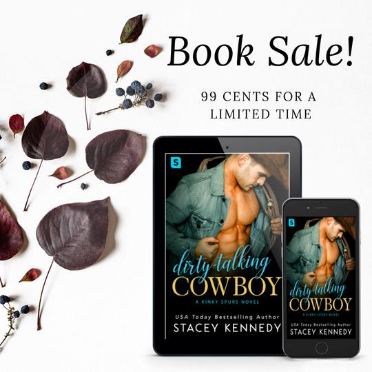 Dirty-Talking Cowboy 99c sale!