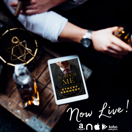 Watch me is live!