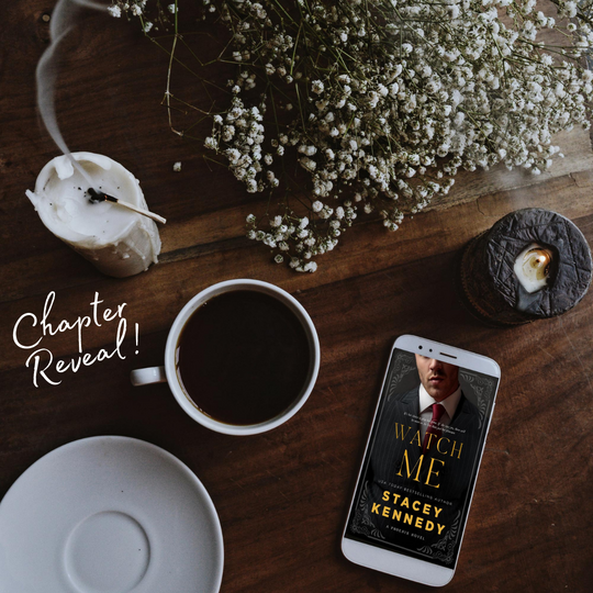 Watch me Chapter reveal!