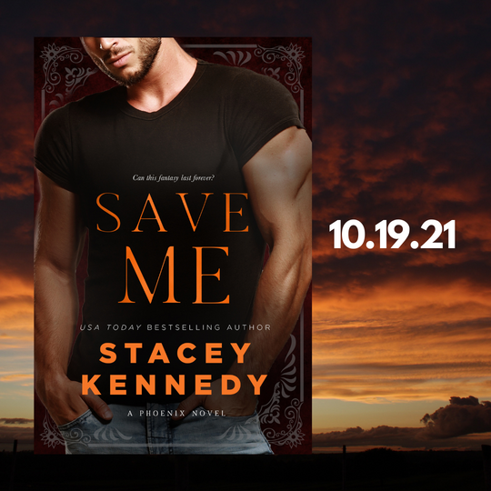 Cover Reveal: save me