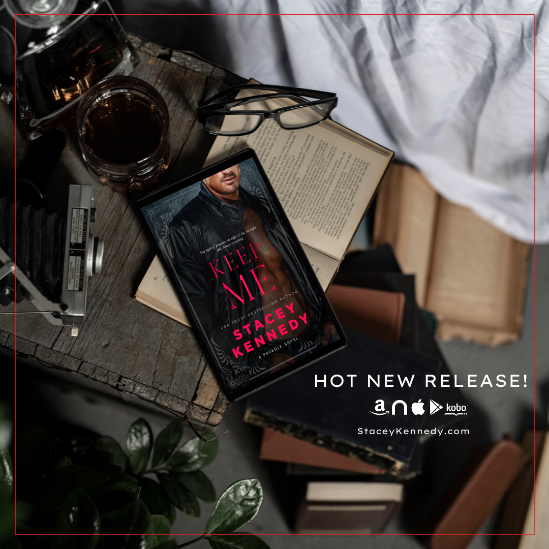 Hot New Release: KEEP ME is live!